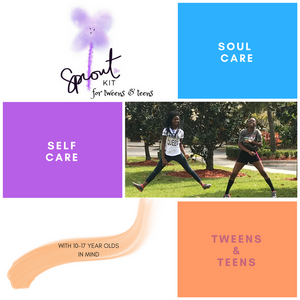 Sprout Kit For Tween and Teen Girls Soul Care Self-Care