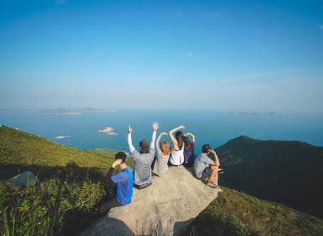 【大嶺峒飛船石🚀】香港行山