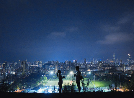 【攝影之夜】樂富夜景