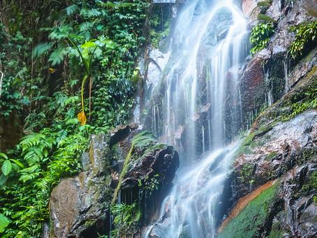 【香港最高】梧桐寨瀑布