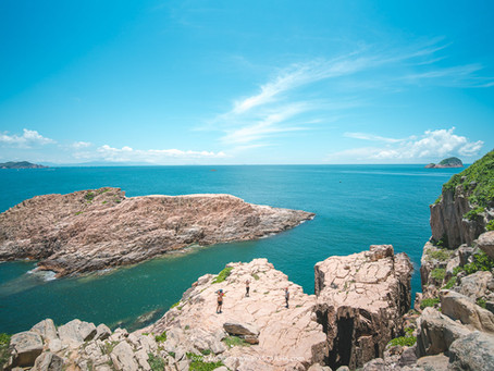 【北果洲🍈】 果洲群島 | 離島探奇