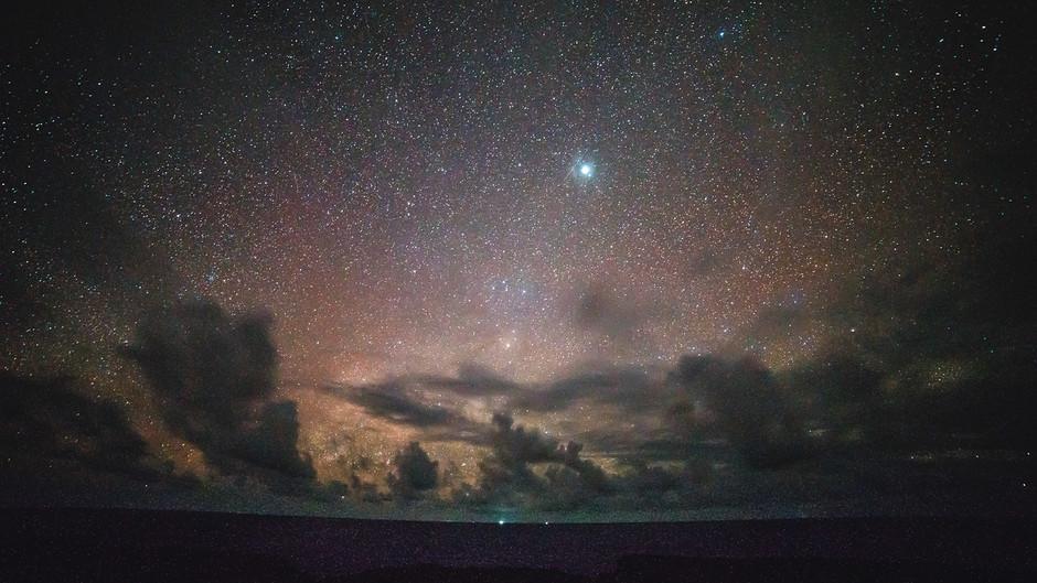 【尋找神秘的南十字星】波照間島