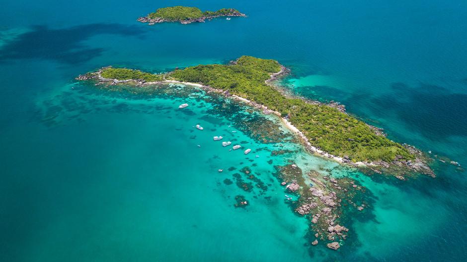 富國島浮潛、跳島一日遊