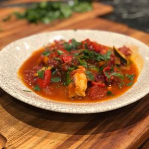 Mediterranean Fish Dish