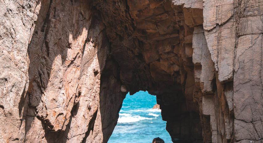 崖下門樓洞