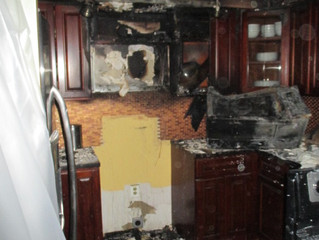 Holiday Meal Prep: Preventing Kitchen Fires