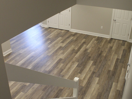 Project Spotlight: Unfinished space to living space