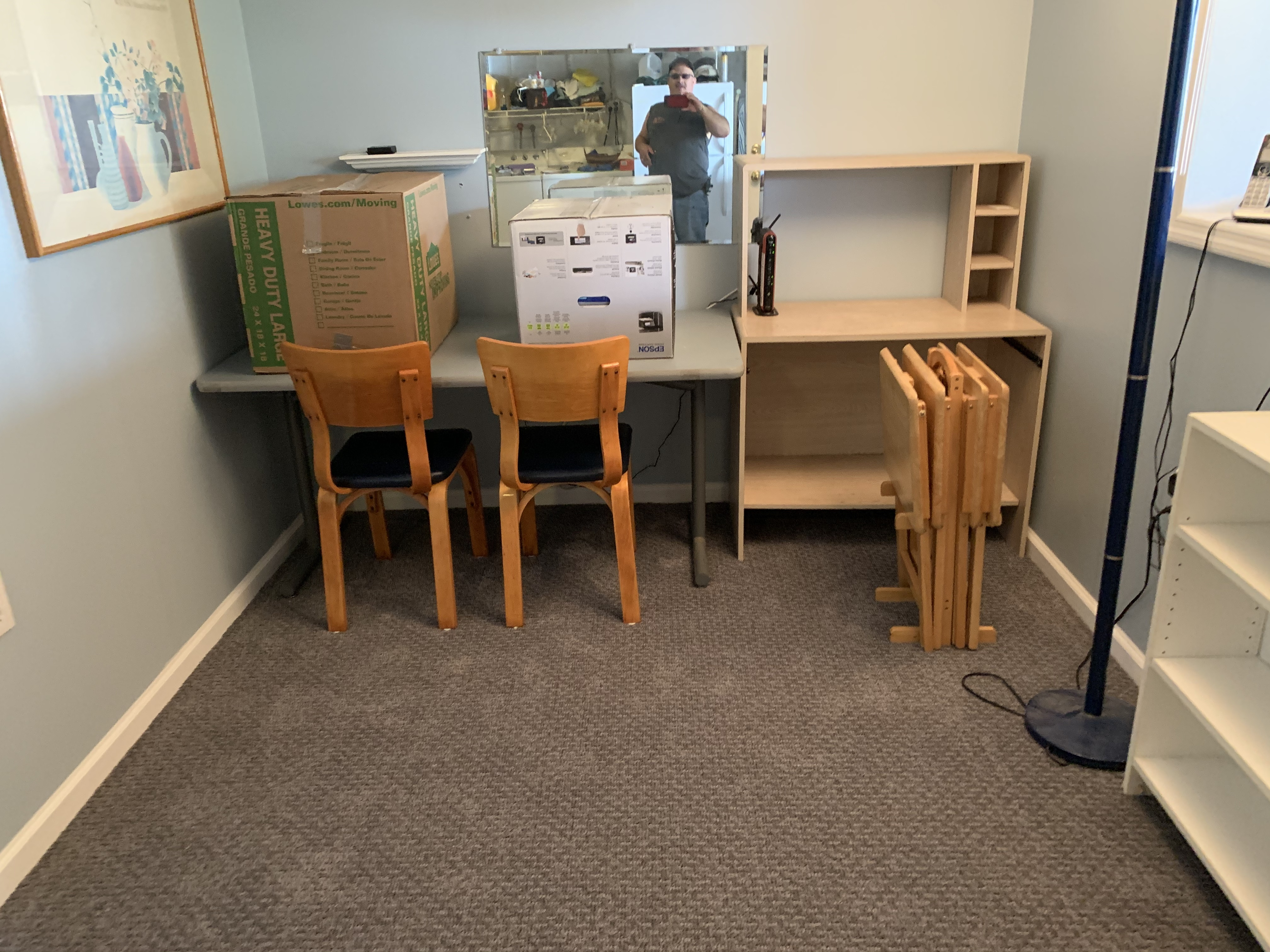 Refinihsed office