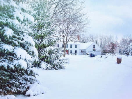 The cold weather season is here, is your home prepared?