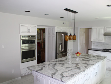 Family-friendly kitchen remodels