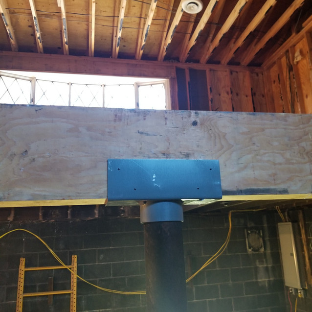 Basement Remediation