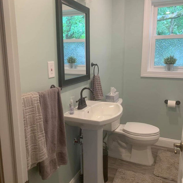 Bathroom Renovation- Lansdale