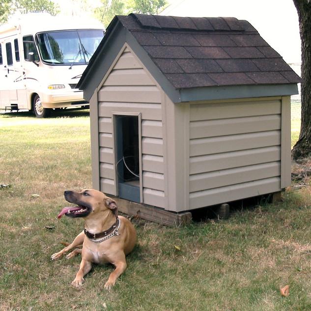 P-nut Doghouse