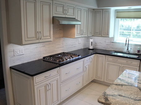 Project Spotlight: From Water Damage to All New Kitchen