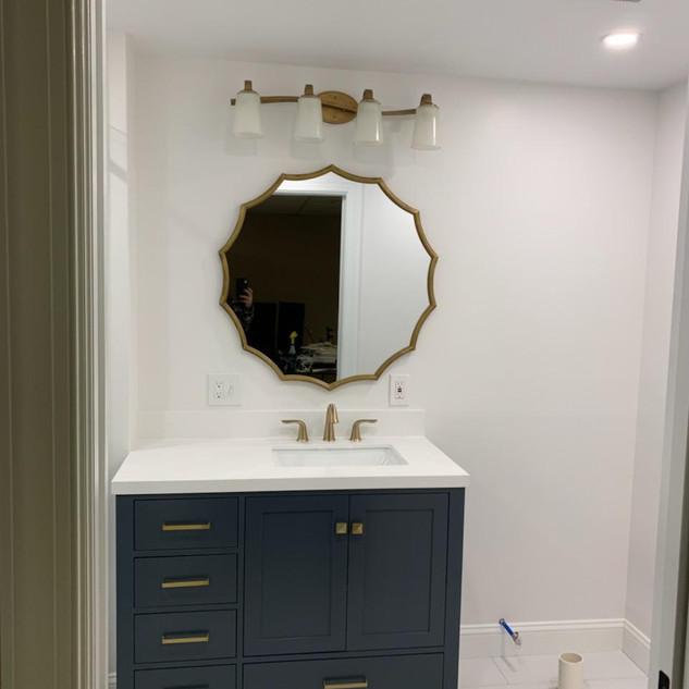 Warrington Bathroom- In Progress