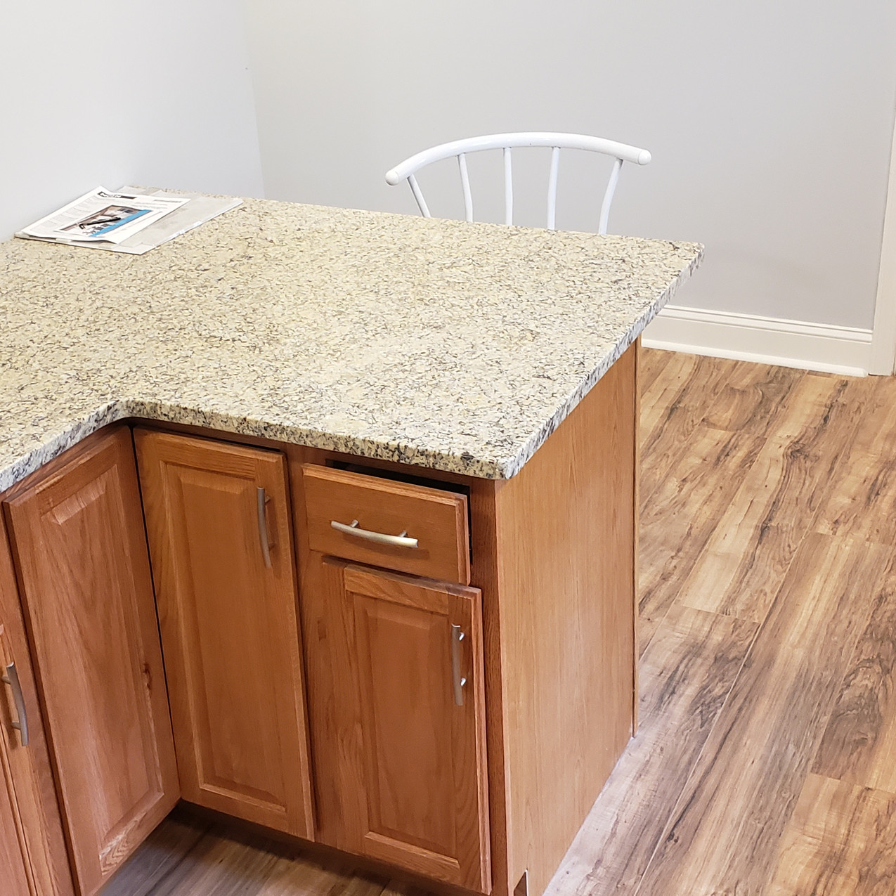 After - Kitchen Counter