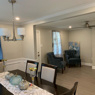 Yardley Living and Dining Rooms