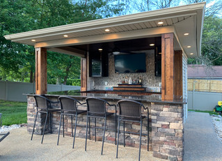 Project Spotlight: A backyard entertainment oasis