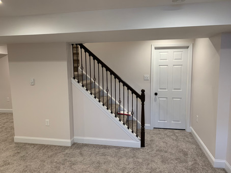 Project Spotlight: Benefit of a finished basement