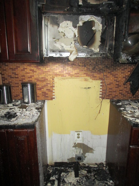Kitchen Fire_Before