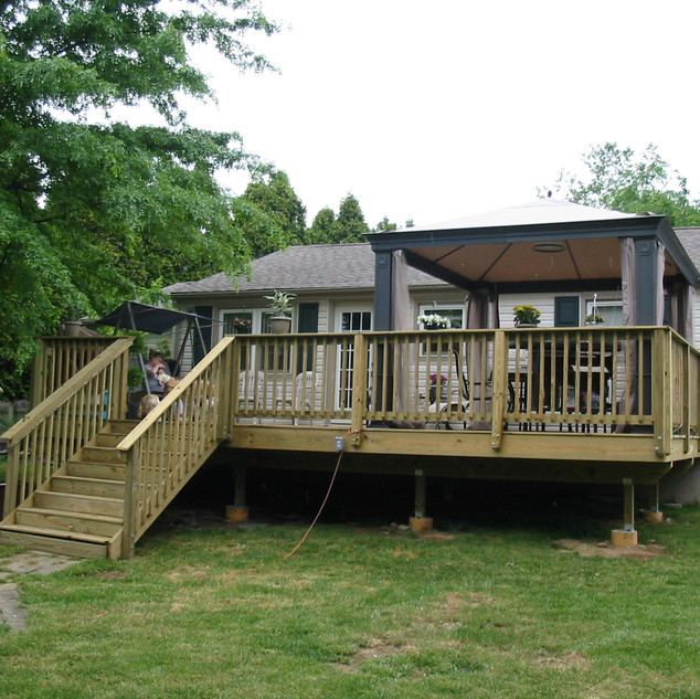 Deck Replacement and Improvement