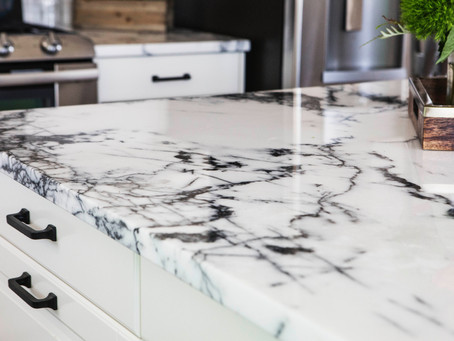 Picking your kitchen countertop