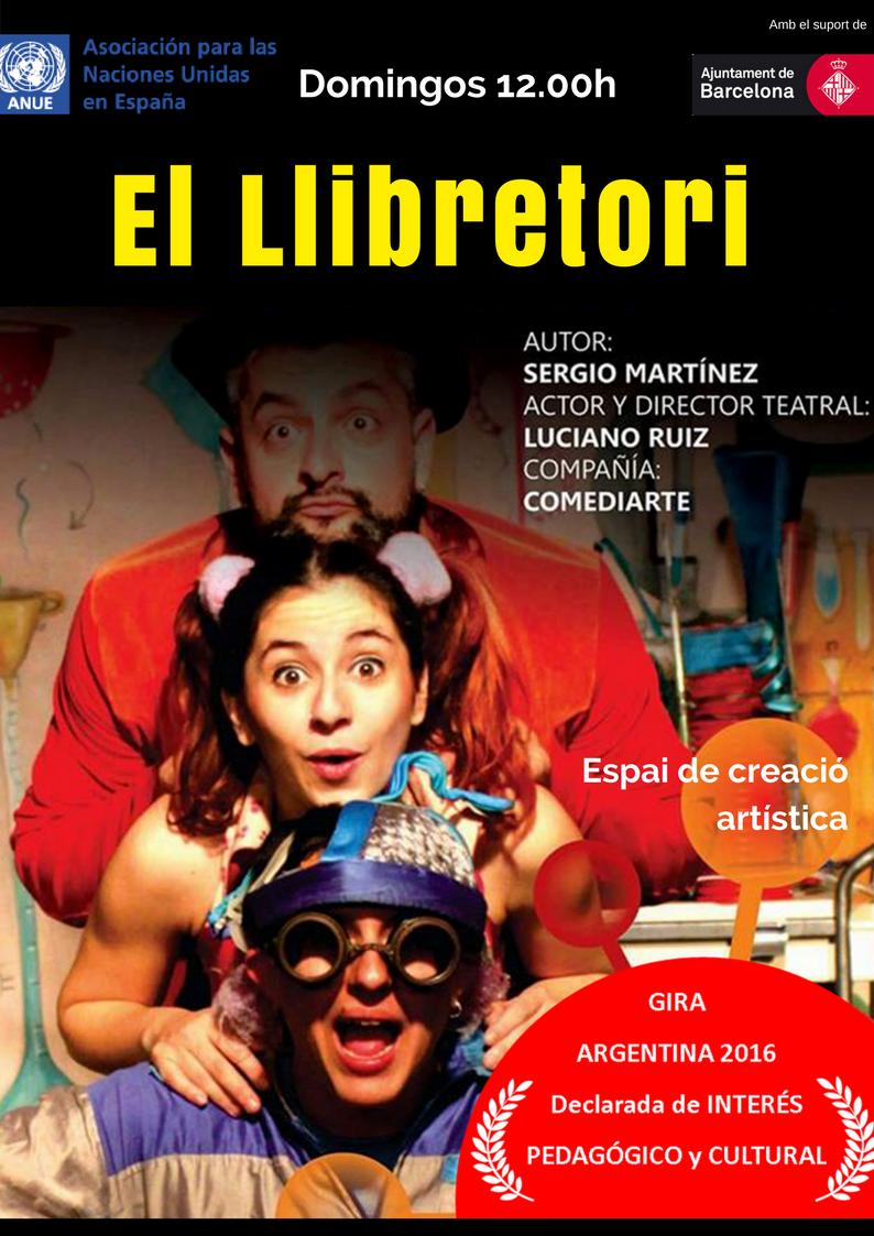 El llibretori (fechas)