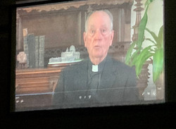 Father Russell Video at May Myrna Gallagher Tribute