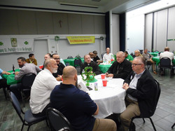 March 2020 Dinner Meeting with Archbishop Wenski