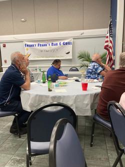 April Dinner Meeting