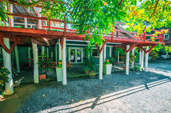 Island Shopping at Victor's Monkey & Sloth Sanctuary / Mayan Jungle Canopy Zipline