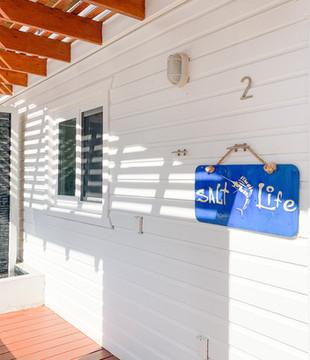 Blue Roatan Duplex