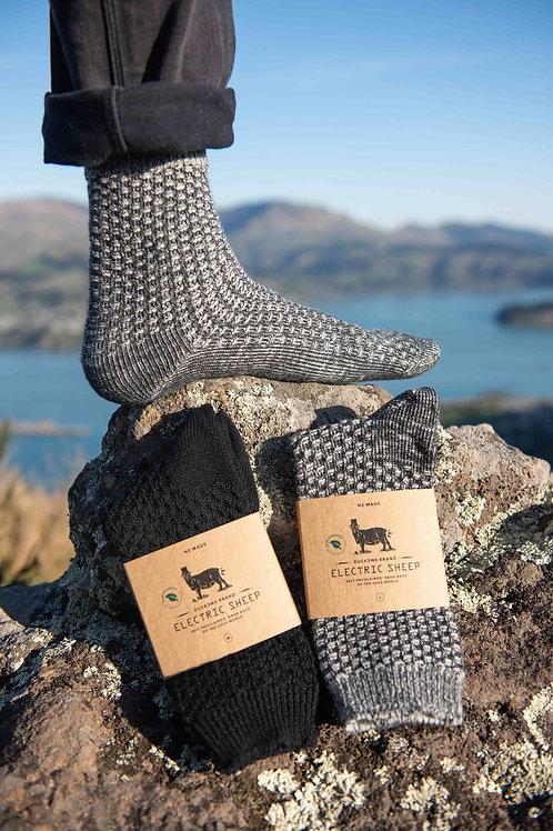 Electric Sheep - Merino Eco Socks