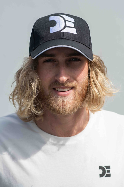 Recycled Baseball Cap | DE White