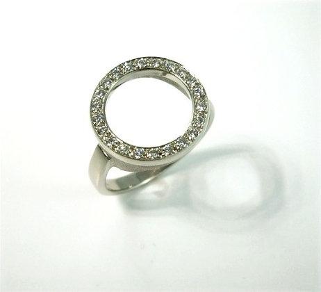 Orbit Diamond Ring