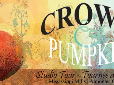 Crown & Pumpkin Studio Tour