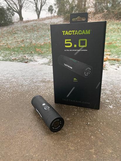 Tactacam 5.0 4k Camera