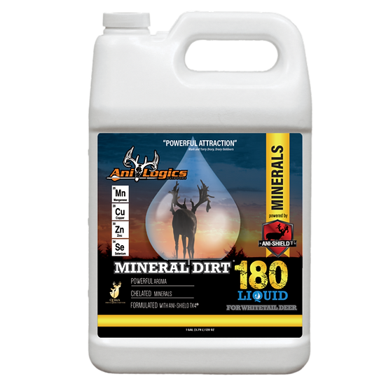 Ani-Logics Mineral Dirt 180 Liquid