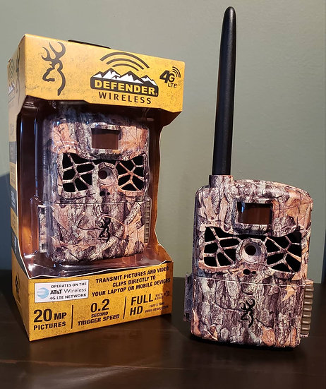 Browning Defender Wireless Cell Cam