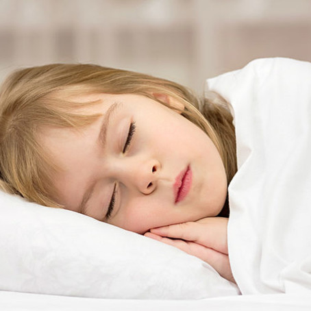 A importância do sono no desenvolvimento da criança