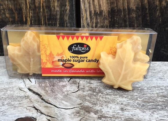 Maple Sugar Candy - Small Tray