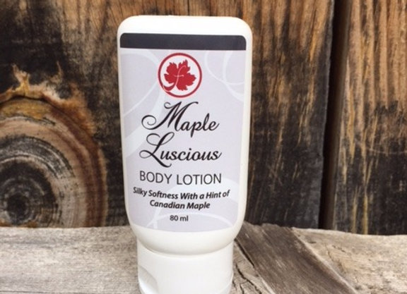 Maple Body Lotion - 80ml