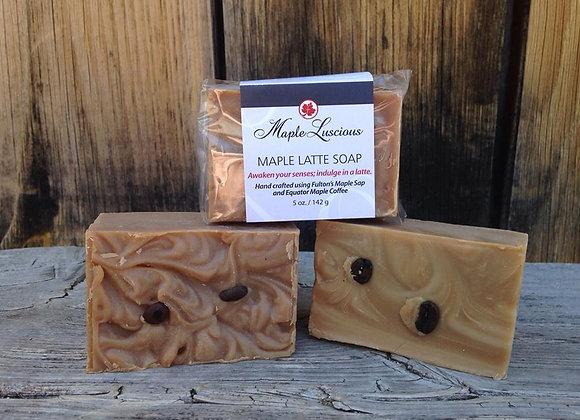 Maple Latte Soap