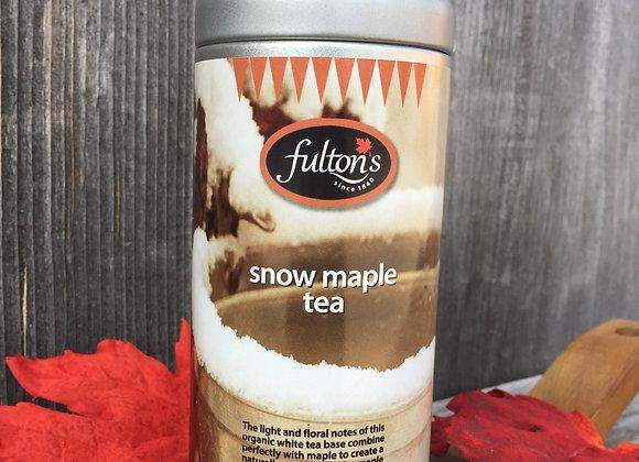 Snow Maple Tea