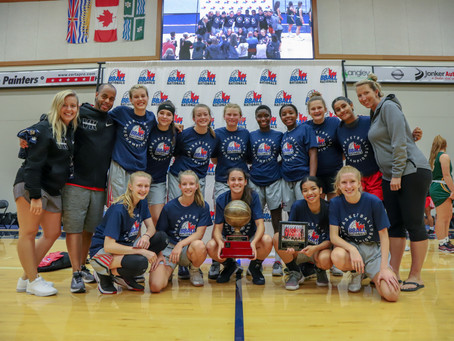 An unforgettable Bballnationals for Brooke Kendal
