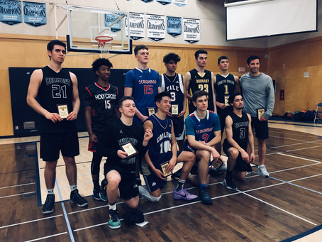 So long, Grade 12s: 3A vs. 4A All-Star Game Brings Together Seniors Boys One Last Time