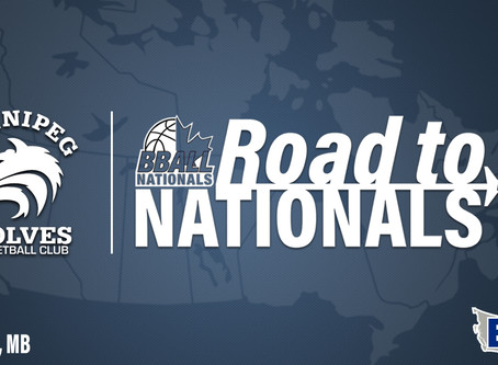 #RoadToNationals: Winnipeg Wolves