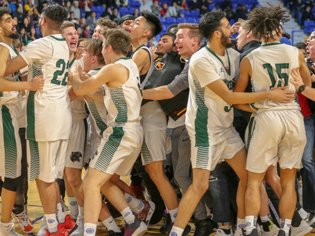 Bittersweet Bliss: Lord Tweedsmuir Panthers win 2019 4A Provincial Championship as Coach G Retires