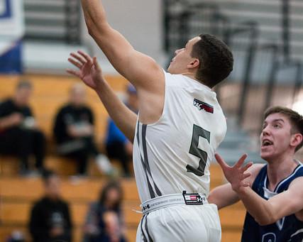 PACWEST Men's Basketball - Capilano vs Douglas - November 27th