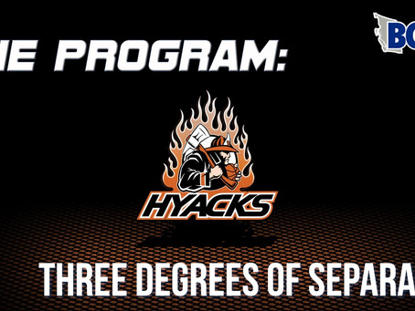 Three Degrees of Separation: The Hyacks Community of Champions